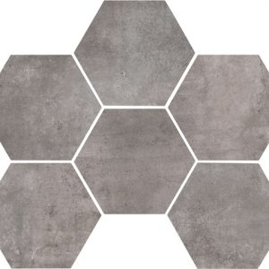 Vloertegel marazzi clays MM5P lava hexagon 18