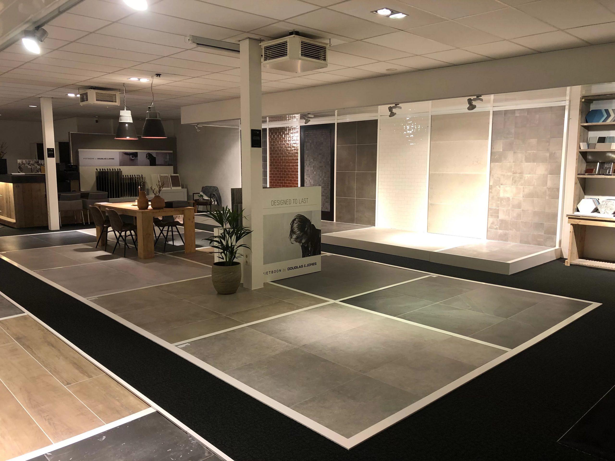 Thuis in Tegels | Showroom