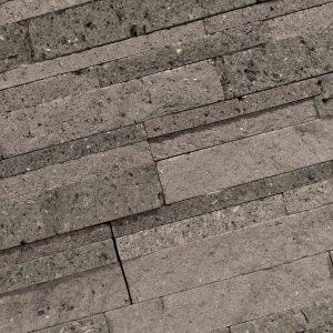 Stone Panels grey-black lava 15x60 - Thuis in Tegels