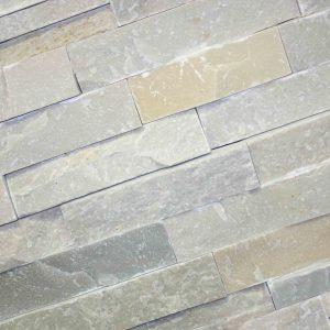 Stone Panels white quarzite 15x60 - Thuis in Tegels