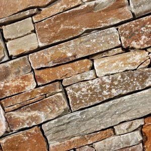 Stone Panels rustic terra 15x60 - Thuis in Tegels
