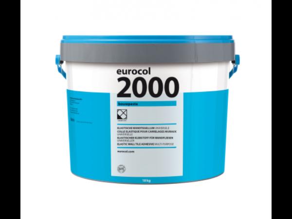 Eurocol 2000 BOUWPASTA emmer 18kg
