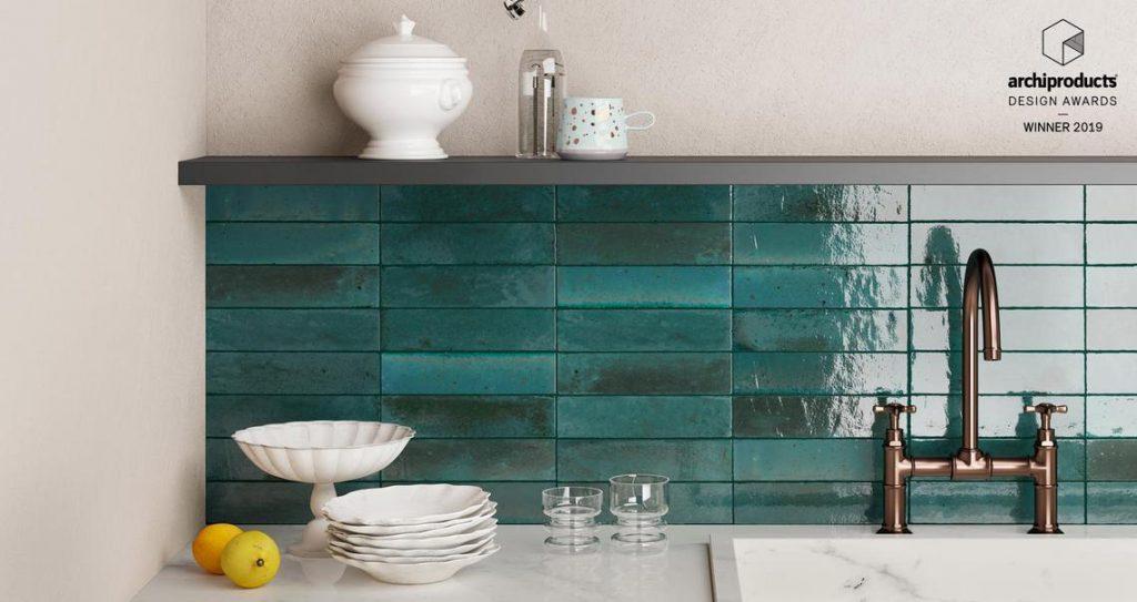 Introductie van Piet Boon Glaze Tile tegels.