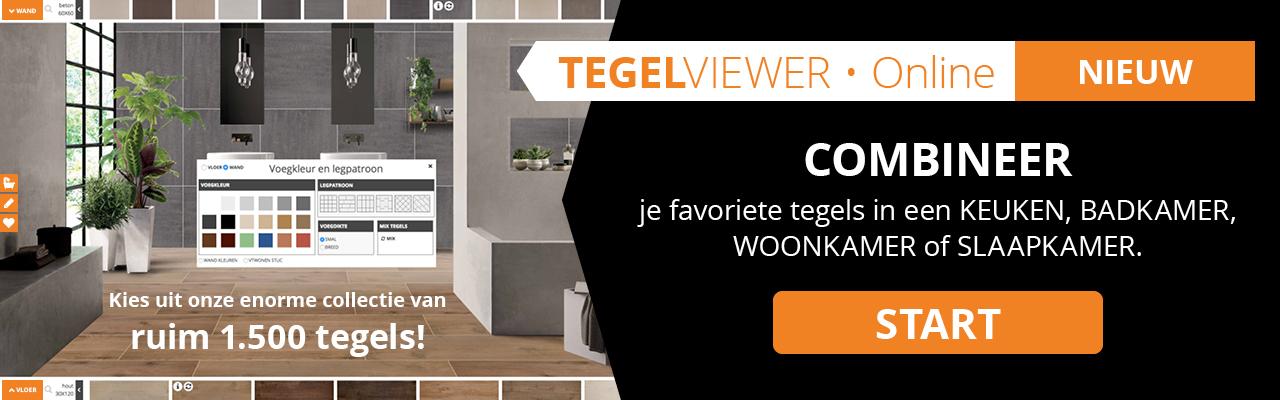 Tegelviewer - Thuis in Tegels