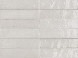 Wandtegel Piet Boon glaze tile white 6x24 - Thuis in Tegels