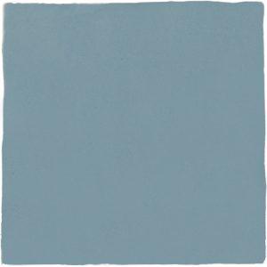 Wandtegel vtwonen Villa Petrol Blue Mat 13x13 - Thuis in Tegels