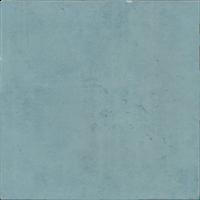 Wandtegel Revoir Paris atelier turquoise mat 10x10 - Thuis in Tegels