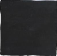 Wandtegel Revoir Paris atelier noir glans 10x10 - Thuis in Tegels