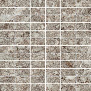 Vloertegel vtwonen Composite Mozaiek Dark Grey 30x30 - Thuis in Tegels