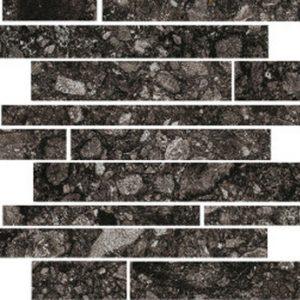 Vloertegel vtwonen Composite Muretto Black 30x30 - Thuis in Tegels