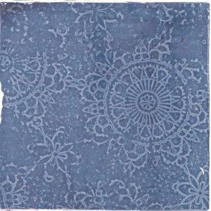 Wandtegel vtwonen Craft Midnight Blue Glossy Decor 12