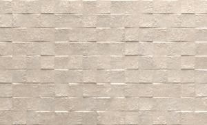 Vloertegel Ceramapolo Piazen Cubic Ivory Mat 30x90 - Thuis in Tegels