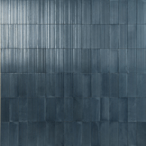 Wandtegel Marazzi Rice M96L Blu Pleat Lux 7