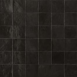 Wandtegel Marazzi Zellige M5S1 Carbone Lux 10x10 - Thuis in Tegels