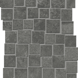 Mozaïek tegels Douglas & Jones Fusion Penta Mistique Black 28
