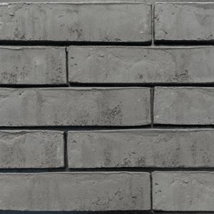 Steenstrips vtwonen Brick Basic Dark Grey 5x20 - Thuis in Tegels
