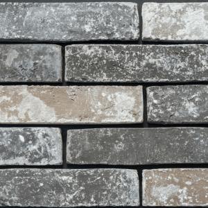 Steenstrips vtwonen Brick Industrial Grey Mele 5x20 - Thuis in Tegels